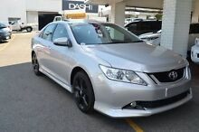 2015 Toyota Aurion GSV50R Sportivo Silver Pearl 6 Speed Sports Automatic Sedan Claremont Nedlands Area Preview