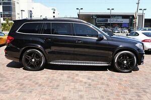 2013 Mercedes-Benz GL350 X166 BlueTEC 7G-Tronic + Black 7 Speed Sports Automatic Wagon Osborne Park Stirling Area Preview