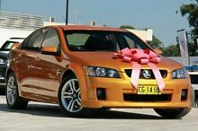2009 Holden Commodore VE MY10 SV6 Gold 6 Speed Sports Automatic Sedan Pennant Hills Hornsby Area Preview