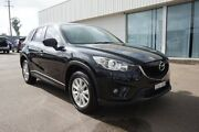 2013 Mazda CX-5 KE1021 MY13 Maxx SKYACTIV-Drive AWD Sport Black 6 Speed Sports Automatic Wagon Cardiff Lake Macquarie Area Preview