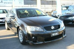 2009 Holden Berlina VE MY10 Black 6 Speed Sports Automatic Sedan Cheltenham Kingston Area Preview