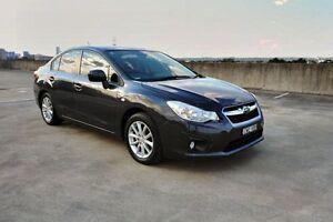 2014 Subaru Impreza G4 MY14 2.0i-L Lineartronic AWD Black 6 Speed Constant Variable Sedan Haymarket Inner Sydney Preview