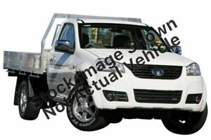 2013 Great Wall V240 K2 MY13 4x2 White 5 Speed Manual Cab Chassis Moorooka Brisbane South West Preview