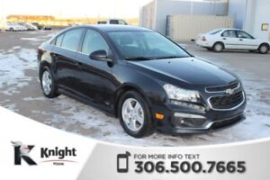 2015 Chevrolet Cruze RS- PST PAID! BACK UP CAMERA SUNROOF!