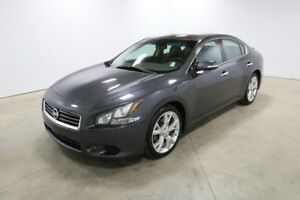 2012 Nissan Maxima SV Accident Free,  Leather,  Heated Seats,  S