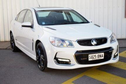 2016 Holden Commodore VF II MY16 SS V Redline White 6 Speed Manual Sedan Port Adelaide Port Adelaide Area Preview