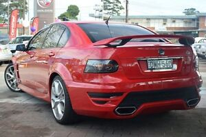 2011 Holden Special Vehicles Clubsport E Series 3 R8 Red 6 Speed Manual Sedan Waitara Hornsby Area Preview