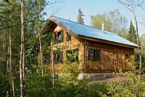 Waterfront Cottage located in Lake Superior Provincial Park