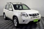 2013 Nissan X-Trail T31 Series V ST 2WD White 6 Speed Manual Wagon Edwardstown Marion Area Preview