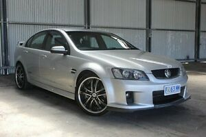 2006 Holden Commodore VE SS V Silver 6 Speed Sports Automatic Sedan Invermay Launceston Area Preview