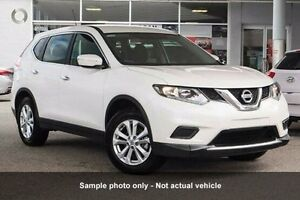 2016 Nissan X-Trail T32 ST X-tronic 2WD Ivory Pearl 7 Speed Constant Variable Wagon Beaudesert Ipswich South Preview