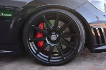 2010 Mercedes-Benz C63 W204 AMG Black 7 Speed Sports Automatic Sedan Osborne Park Stirling Area Preview