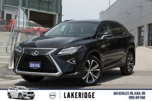 2016 Lexus RX 350 LUXURY PACKAGE $366 bi-weekly