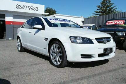 2010 Holden Commodore VE II Omega White 5 Speed Automatic Sedan Pooraka Salisbury Area Preview