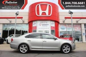 2014 Volkswagen Passat Highline - STYLISH, LUXURIOUS AND FUN TO