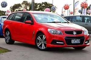 2013 Holden Commodore Red Sports Automatic Wagon Cranbourne Casey Area Preview