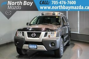 2014 Nissan Xterra Leather Interior + Heated Front Seats + Navig