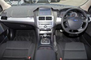 2013 Ford Falcon FG MkII XR6 Blue 6 Speed Manual Sedan