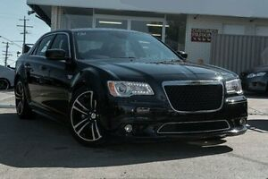 2013 Chrysler 300 SRT-8 Core Black 5 Speed Sports Automatic Sedan Yeerongpilly Brisbane South West Preview