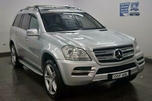 2011 Mercedes-Benz GL350 CDI X164 BlueEFFICIENCY Silver Sports Automatic Wagon Lansvale Liverpool Area Preview