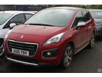 Peugeot 3008 1.6 HDi 115 Allure 5dr