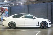 2009 Holden Special Vehicles Clubsport E Series MY09 R8 Heron White 6 Speed Manual Sedan Perth Perth City Area Preview