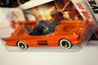 HOT WHEELS LAS VEGAS CUSTOM BATMOBILE TV'66