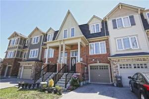 Stunning 3 B/R Freehold T/House With Fin W/O Bsm Near GO Stn