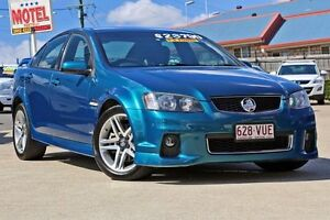 2011 Holden Commodore VE II MY12 SS Chlorophyll 6 Speed Sports Automatic Sedan Hillcrest Logan Area Preview
