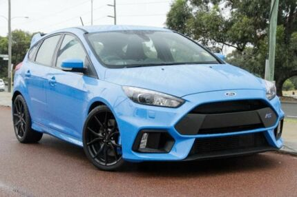 2017 Ford Focus LZ RS AWD Nitro 6 Speed Manual Hatchback Wangara Wanneroo Area Preview