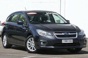 2013 Subaru Impreza MY13 2.0I (AWD) Grey 6 Speed Manual Hatchback Dee Why Manly Area Preview