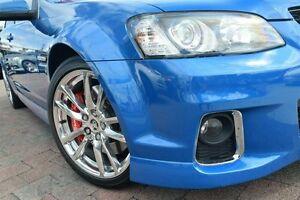 2011 Holden Commodore VE II SS-V Redline Edition Blue 6 Speed Manual Sedan Waitara Hornsby Area Preview