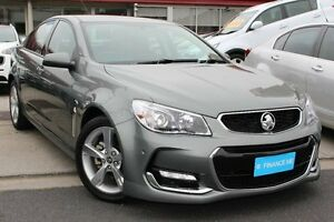 2015 Holden Commodore VF II MY16 SV6 Grey 6 Speed Sports Automatic Sedan Cheltenham Kingston Area Preview