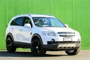 2010 Holden Captiva CG MY10 LX AWD White 5 Speed Sports Automatic Wagon Ringwood East Maroondah Area Preview
