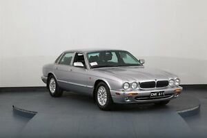 2000 Jaguar XJ8 3.2 Silver 5 Speed Automatic Sedan Smithfield Parramatta Area Preview