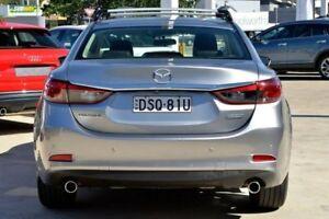 2013 Mazda 6 GJ1021 Touring SKYACTIV-Drive Silver 6 Speed Sports Automatic Sedan