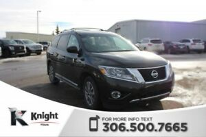 2015 Nissan Pathfinder SL Tech - Certified Pre-Owned