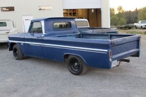 LOOKING FOR 64-66 Chevy C10 long box and passenger door