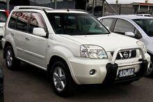 2007 Nissan X-Trail T30 II MY06 TI White 4 Speed Automatic Wagon Preston Darebin Area Preview
