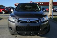2013 Holden Captiva CG Series II MY12 7 SX Grey 6 Speed Sports Automatic Wagon Pearsall Wanneroo Area Preview