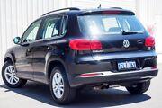 2014 Volkswagen Tiguan 5N MY14 118TSI DSG 2WD Black 6 Speed Sports Automatic Dual Clutch Wagon Osborne Park Stirling Area Preview
