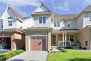 Premium End Unit Freehold Townhome In Popular North Whitby!
