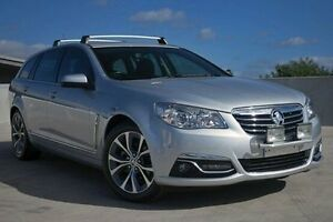 2014 Holden Calais VF MY14 Sportwagon Silver 6 Speed Sports Automatic Wagon Nunawading Whitehorse Area Preview