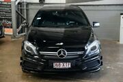 2015 Mercedes-Benz A45 W176 805+055MY AMG SPEEDSHIFT DCT 4MATIC Cosmos Black 7 Speed Albion Brisbane North East Preview