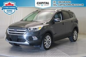 2018 Ford Escape Titanium * Leather * Sunroof *