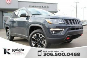 2018 Jeep Compass Trailhawk - Full Sunroof - Navigation - Heated