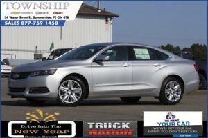 2017 Chevrolet Impala LS - 0% Financing Up to 84 Months!