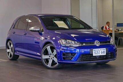 2016 Volkswagen Golf VII MY16 R DSG 4MOTION Blue 6 Speed Sports Automatic Dual Clutch Hatchback Bellevue Swan Area Preview