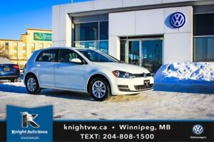 2015 Volkswagen Golf w/ Bluetooth Audio/Heated Seats