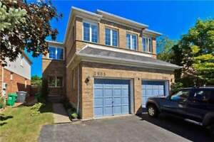 Gorgeous Newly Renovated Detached Home In Central Erin Mills!